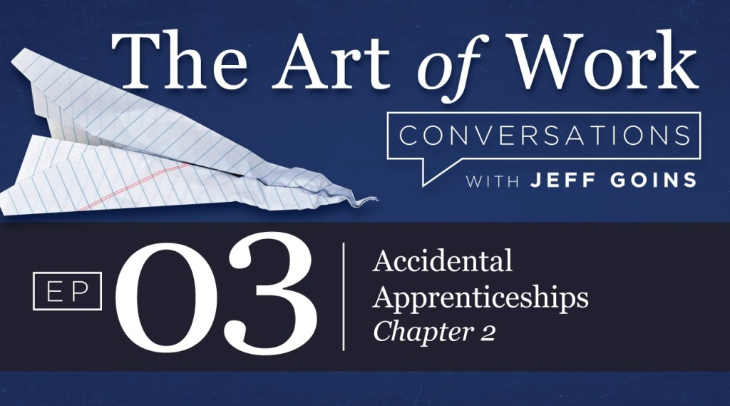 Art of Work Conversations Podcast Episode 03